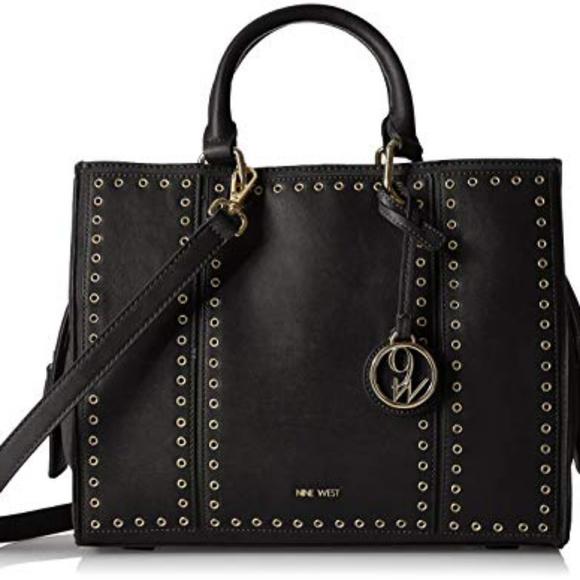 Nine West Handbags - Nine West Hazel Tote in Black